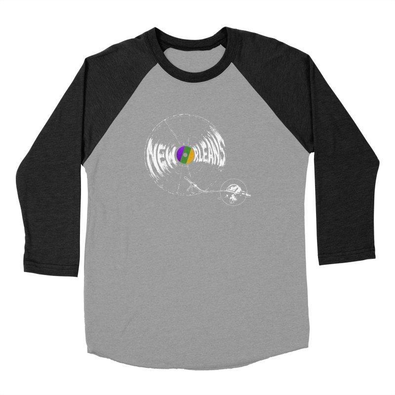 Spin Women's Baseball Triblend Longsleeve T-Shirt by Dan Rule's Artist Shop