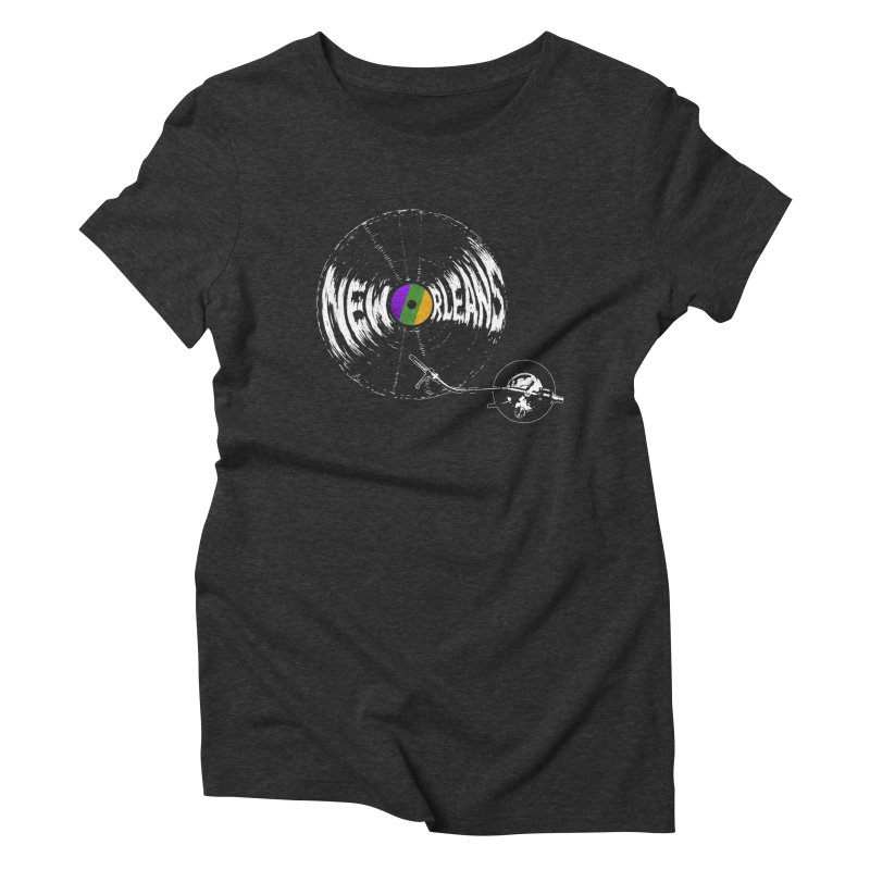 Spin Women's T-Shirt by Dan Rule's Artist Shop
