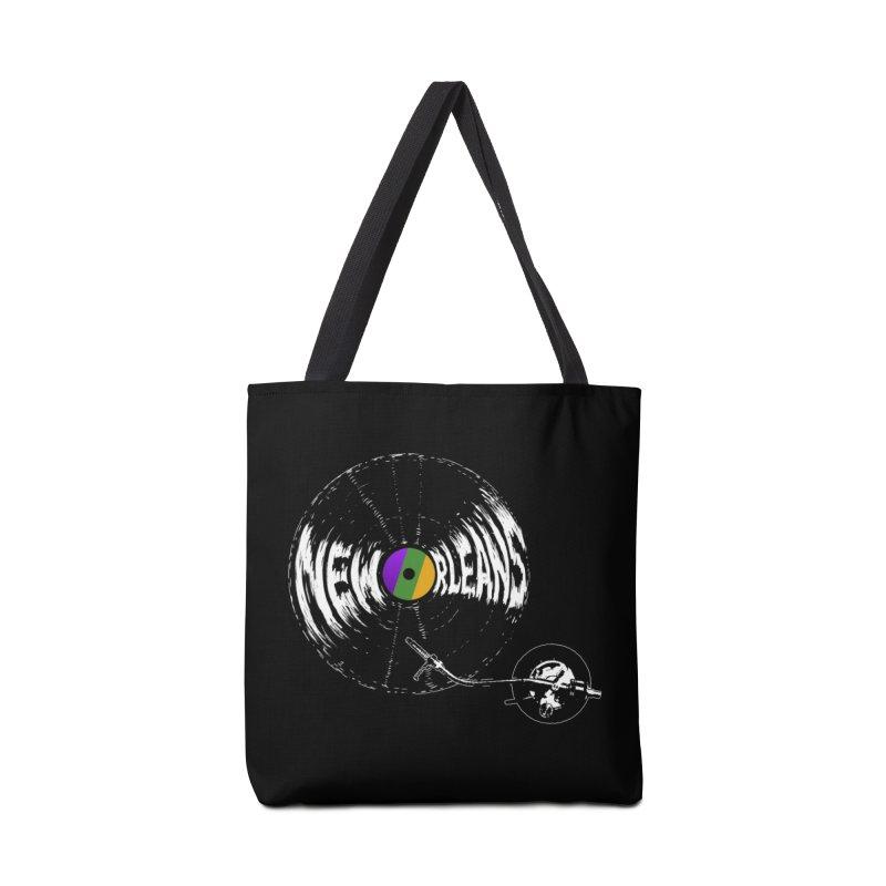 Spin Accessories Tote Bag Bag by Dan Rule's Artist Shop