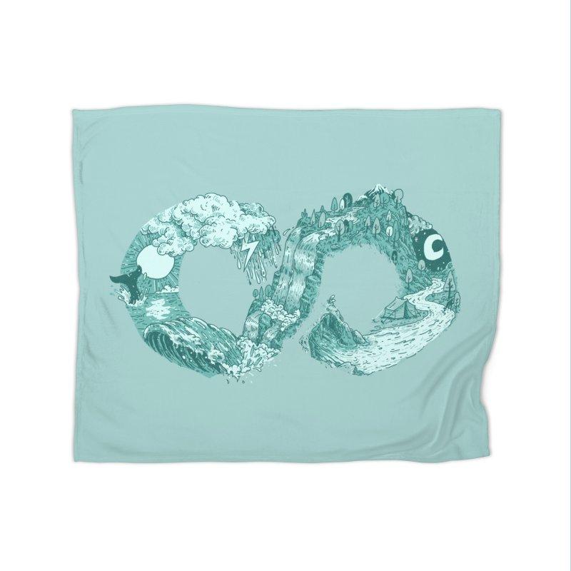 Current Home Blanket by Dan Rule's Artist Shop