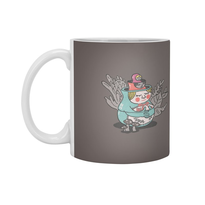 Inner Piece Accessories Mug by Dan Rule's Artist Shop