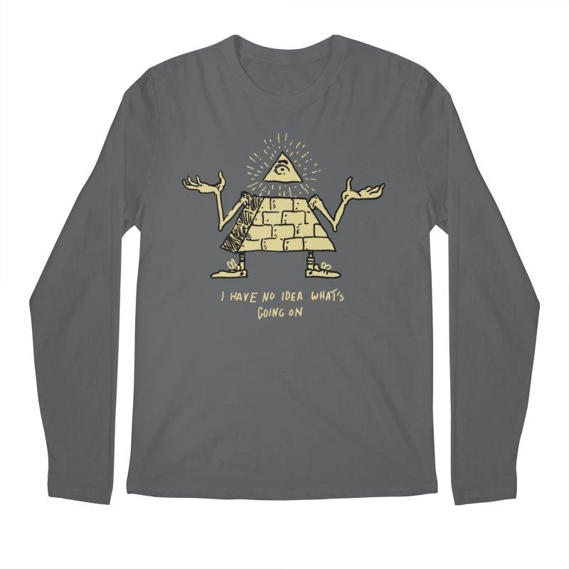 Illumi-not-me Men's Longsleeve T-Shirt by Dan Rule's Artist Shop
