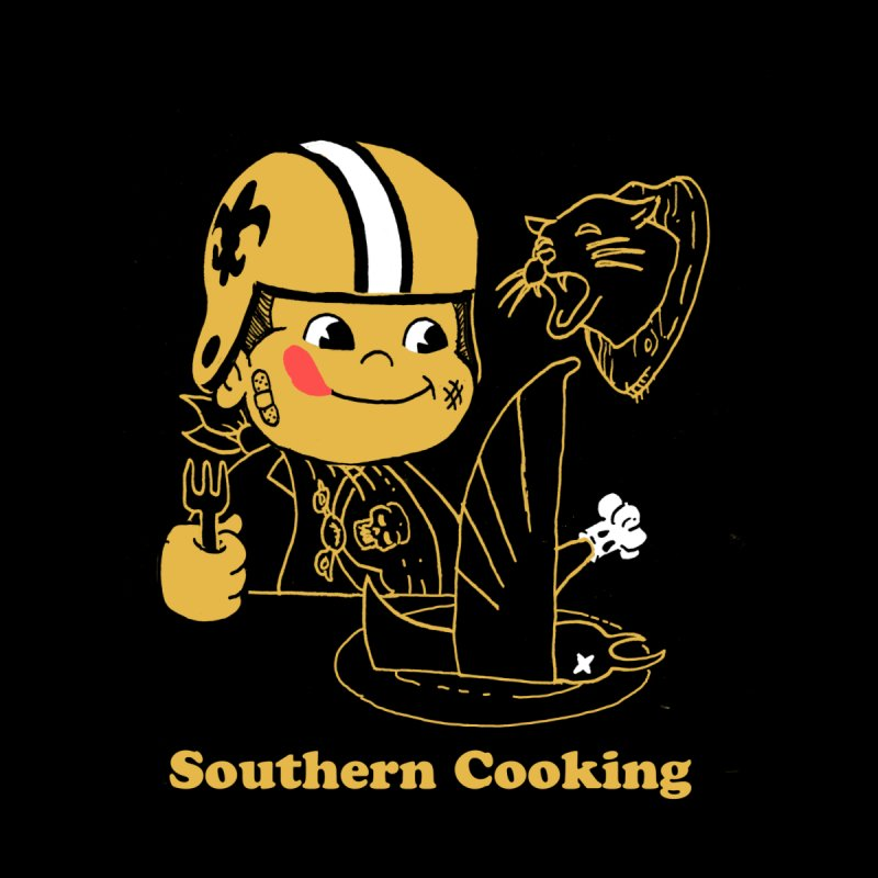 Southern Cooking Women's Tank by Dan Rule's Artist Shop