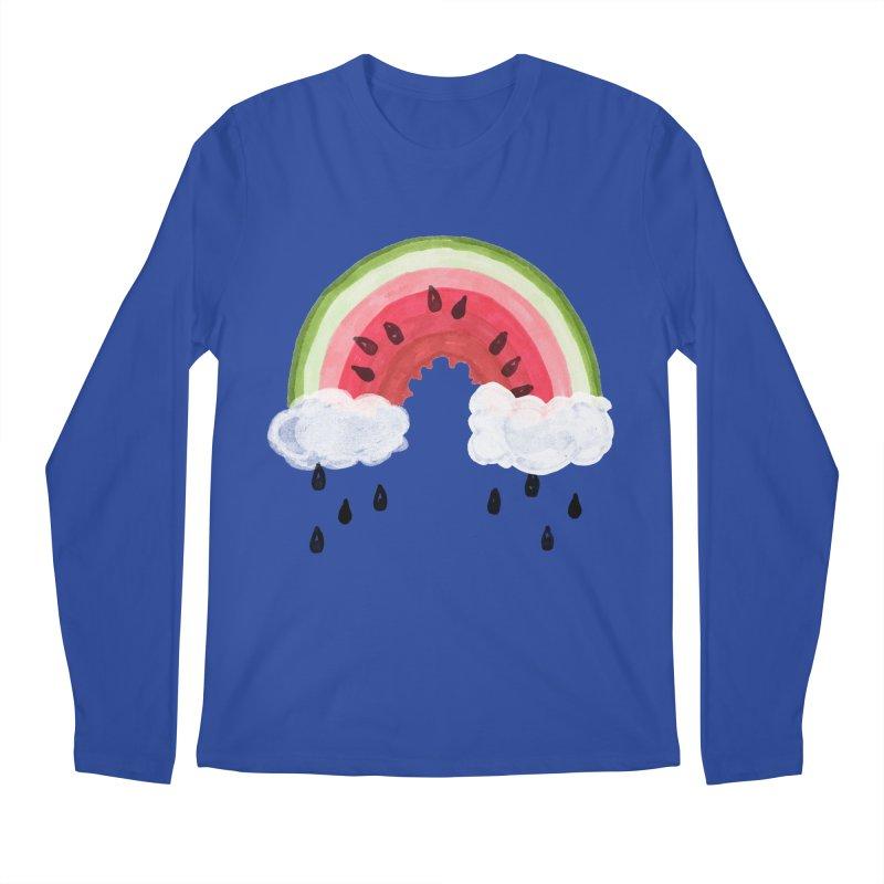 Summer Men's Longsleeve T-Shirt by danrule's Artist Shop