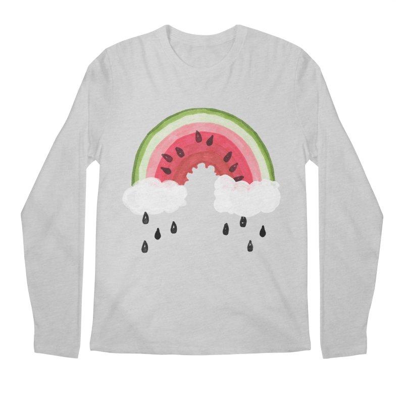 Summer Men's Regular Longsleeve T-Shirt by danrule's Artist Shop