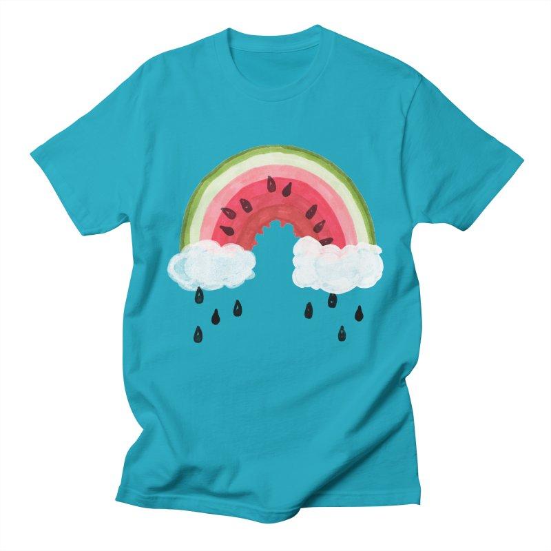 Summer Women's Regular Unisex T-Shirt by danrule's Artist Shop