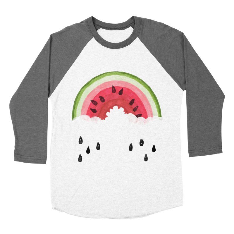 Summer Women's Baseball Triblend Longsleeve T-Shirt by danrule's Artist Shop