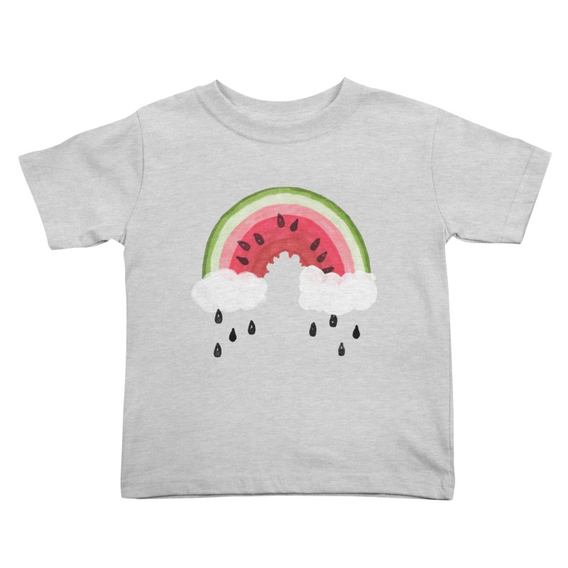 Summer Kids Toddler T-Shirt by danrule's Artist Shop