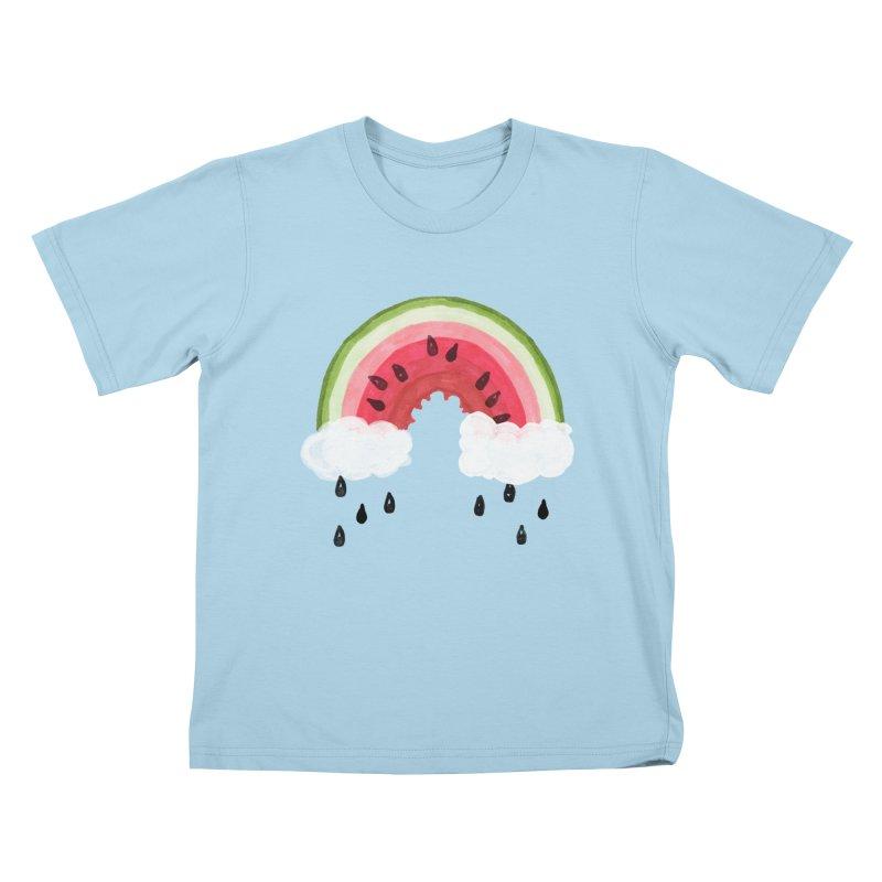 Summer Kids T-Shirt by danrule's Artist Shop