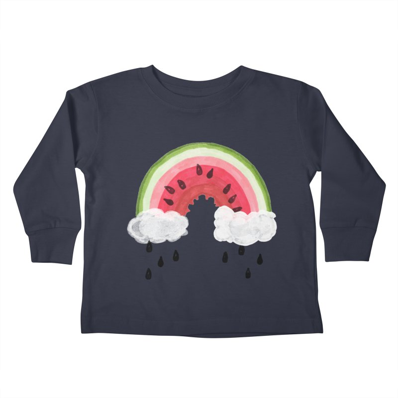 Summer Kids Toddler Longsleeve T-Shirt by danrule's Artist Shop