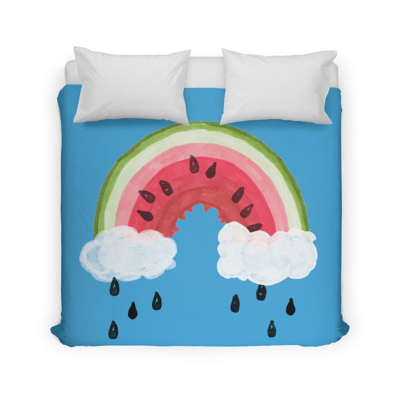 Summer Home Duvet by danrule's Artist Shop