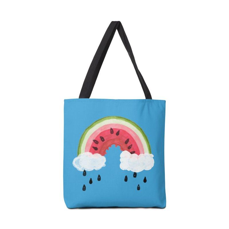 Summer Accessories Tote Bag Bag by Dan Rule's Artist Shop