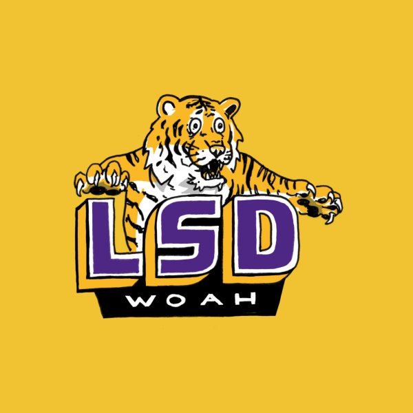 image for Geaux Tiger