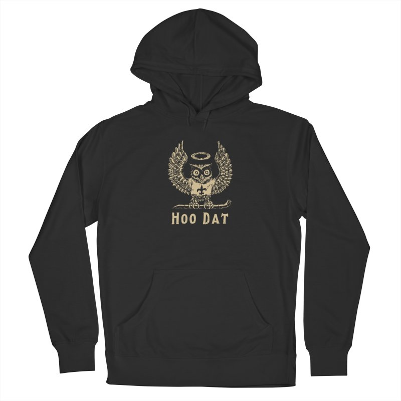 Hoo dat Men's Pullover Hoody by Dan Rule's Artist Shop