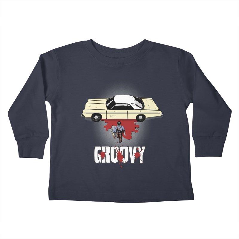 Ashkira vs Evil Kids Toddler Longsleeve T-Shirt by dansmash's Artist Shop