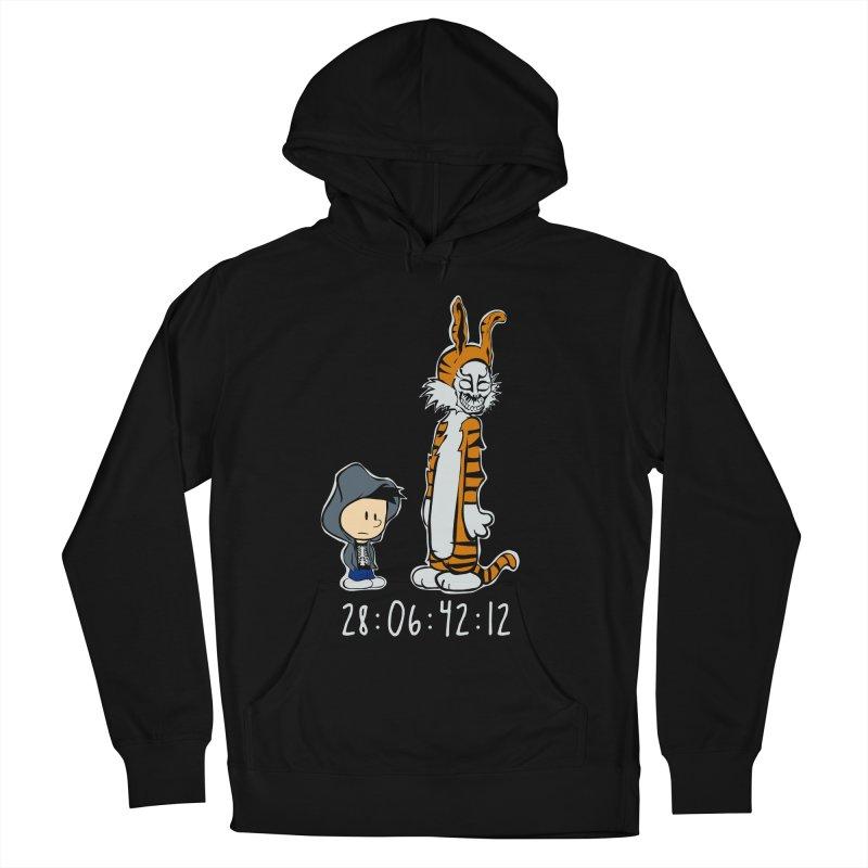Darko and Hobbes Women's Pullover Hoody by dansmash's Artist Shop