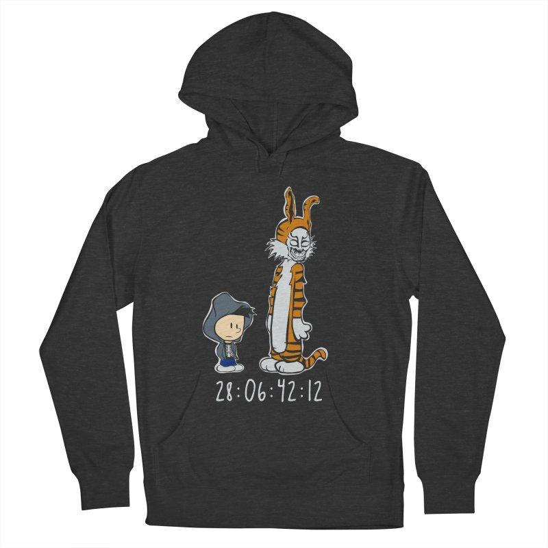 Darko and Hobbes Men's Pullover Hoody by dansmash's Artist Shop