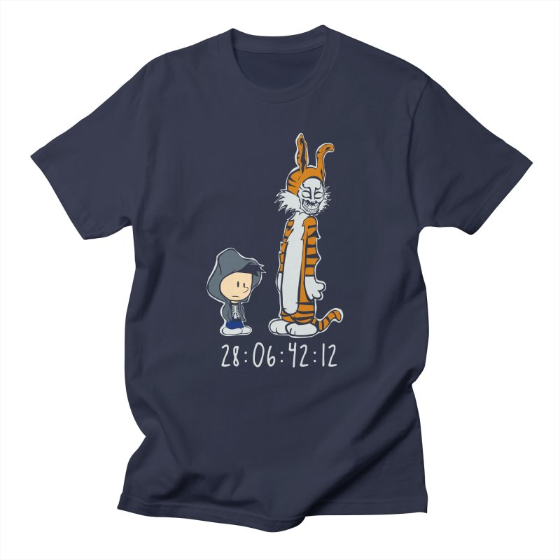 Darko and Hobbes Men's T-shirt by dansmash's Artist Shop