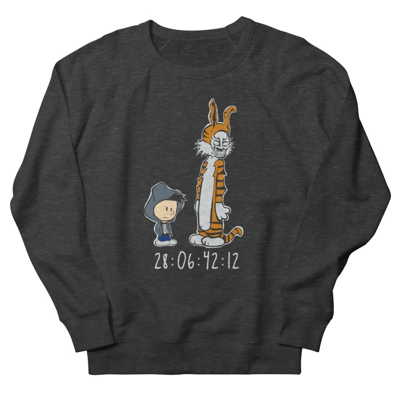 Darko and Hobbes Men's Sweatshirt by dansmash's Artist Shop