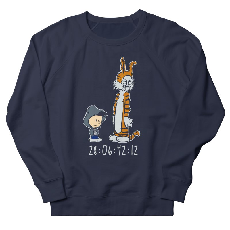 Darko and Hobbes Men's Sweatshirt by dansmash's Artist Shop