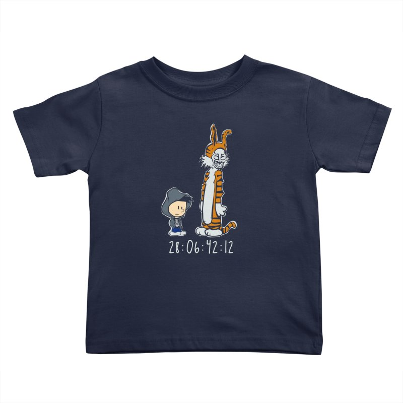 Darko and Hobbes Kids Toddler T-Shirt by dansmash's Artist Shop