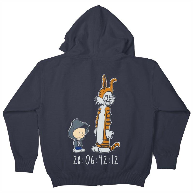 Darko and Hobbes   by dansmash's Artist Shop