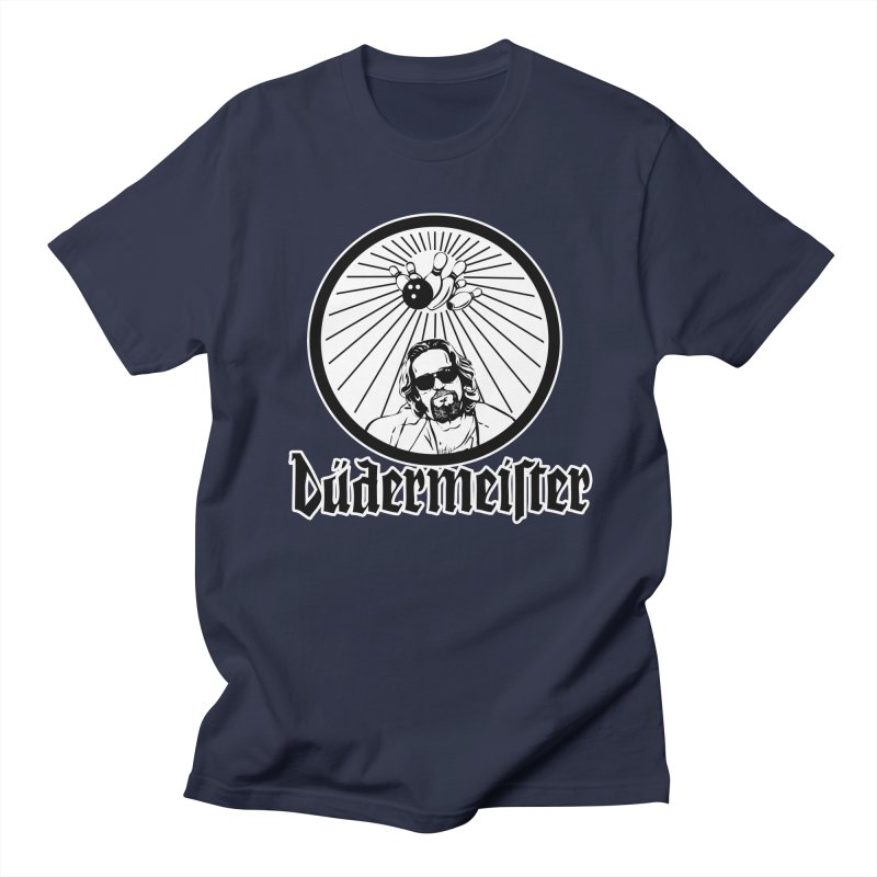 Dudermeister Men's T-shirt by dansmash's Artist Shop