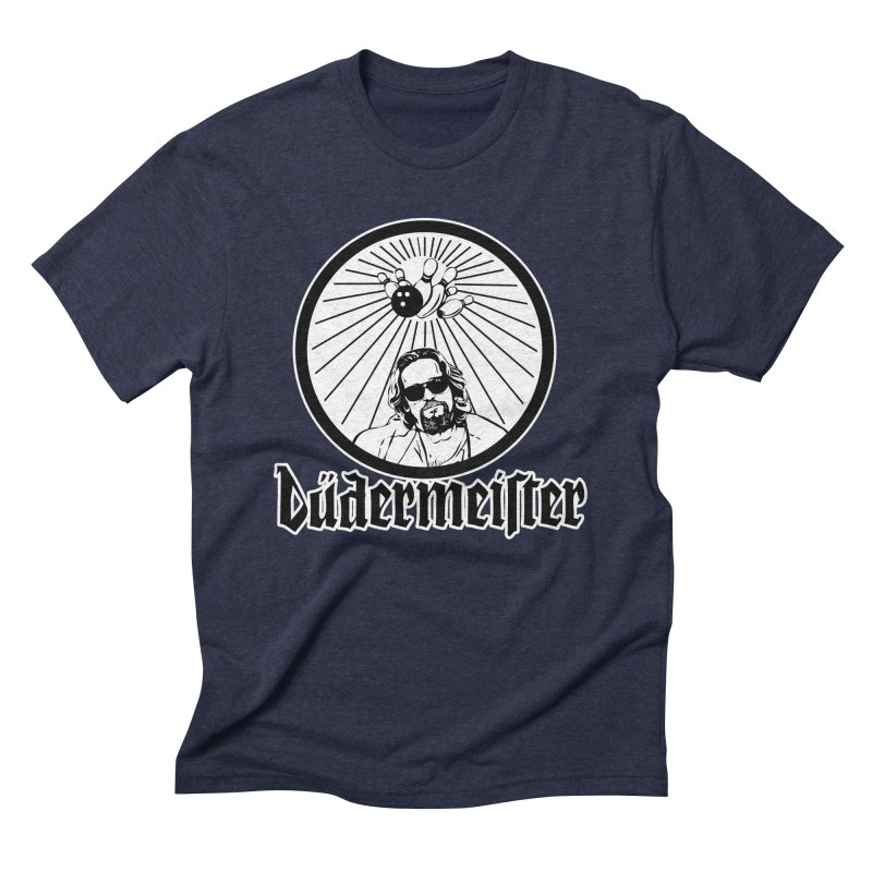 Dudermeister Men's Triblend T-Shirt by dansmash's Artist Shop