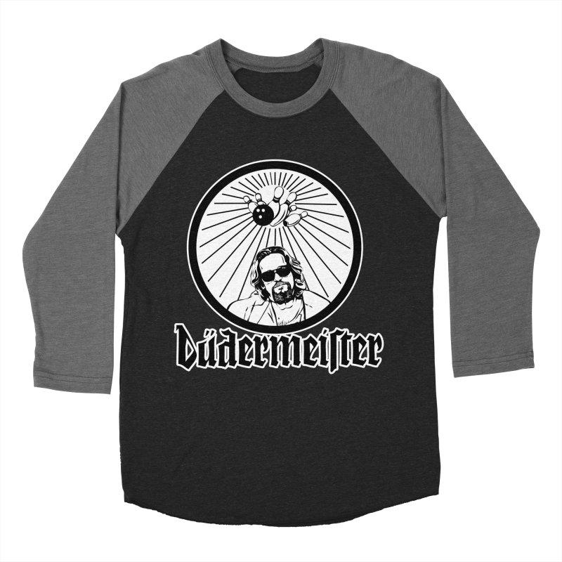 Dudermeister Women's Baseball Triblend T-Shirt by dansmash's Artist Shop