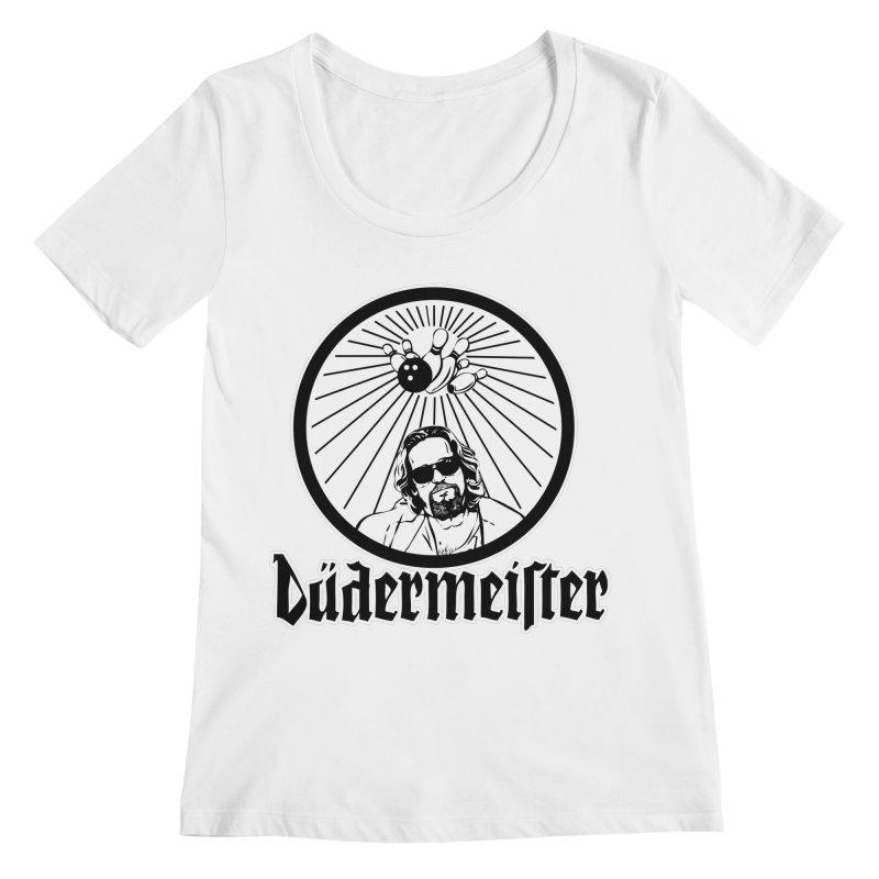 Dudermeister Women's Scoopneck by dansmash's Artist Shop
