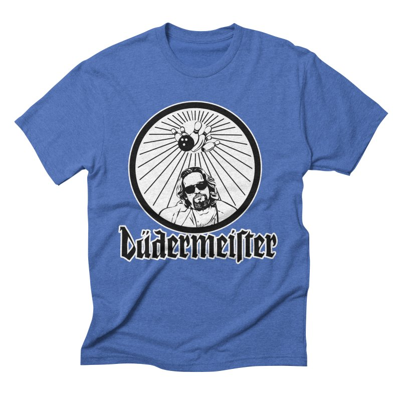 Dudermeister Men's Triblend T-shirt by dansmash's Artist Shop