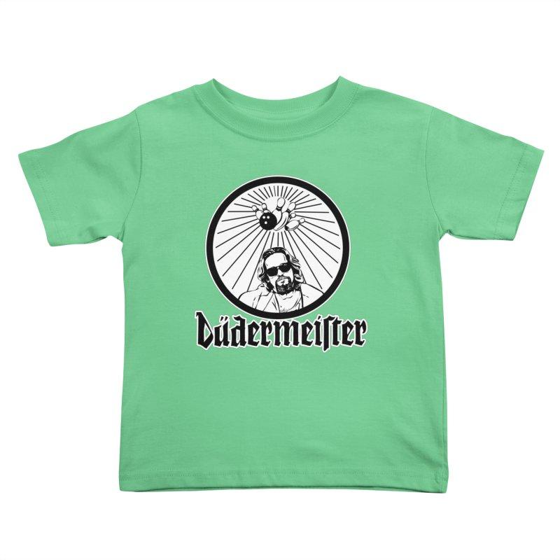 Dudermeister Kids Toddler T-Shirt by dansmash's Artist Shop