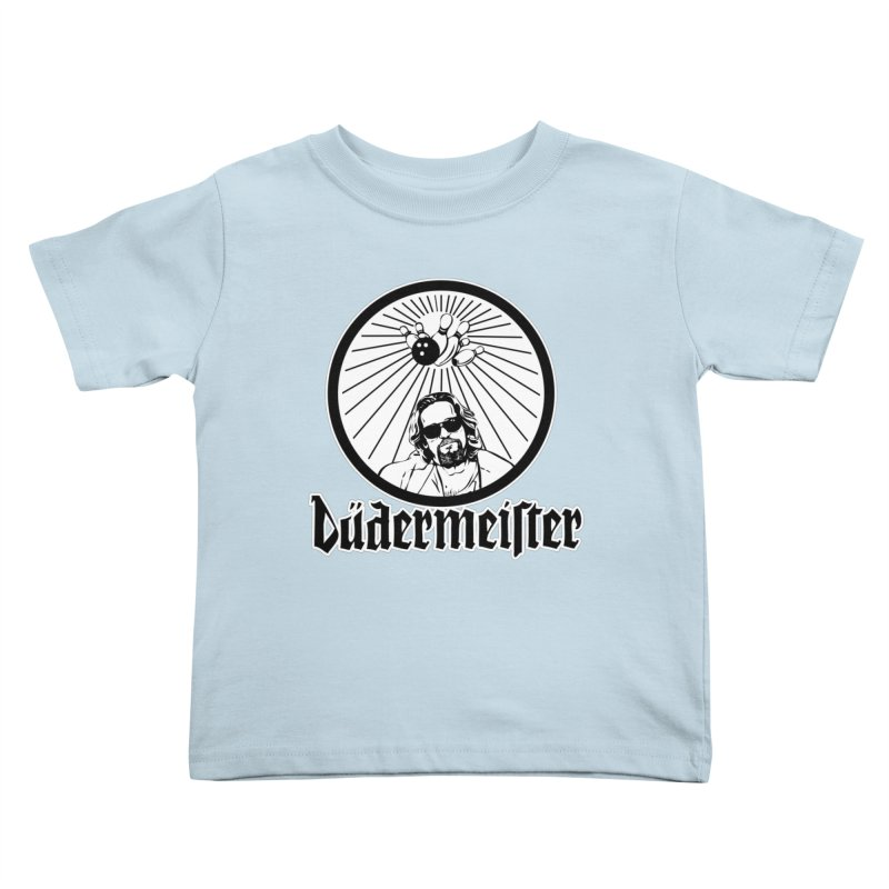 Dudermeister Kids Toddler T-Shirt by dansmash's Artist Shop