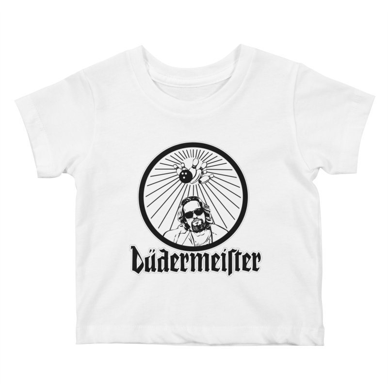 Dudermeister Kids Baby T-Shirt by dansmash's Artist Shop