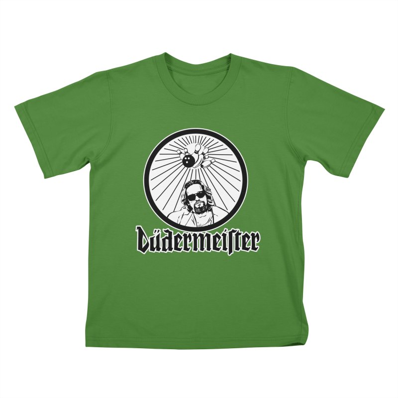 Dudermeister Kids T-shirt by dansmash's Artist Shop