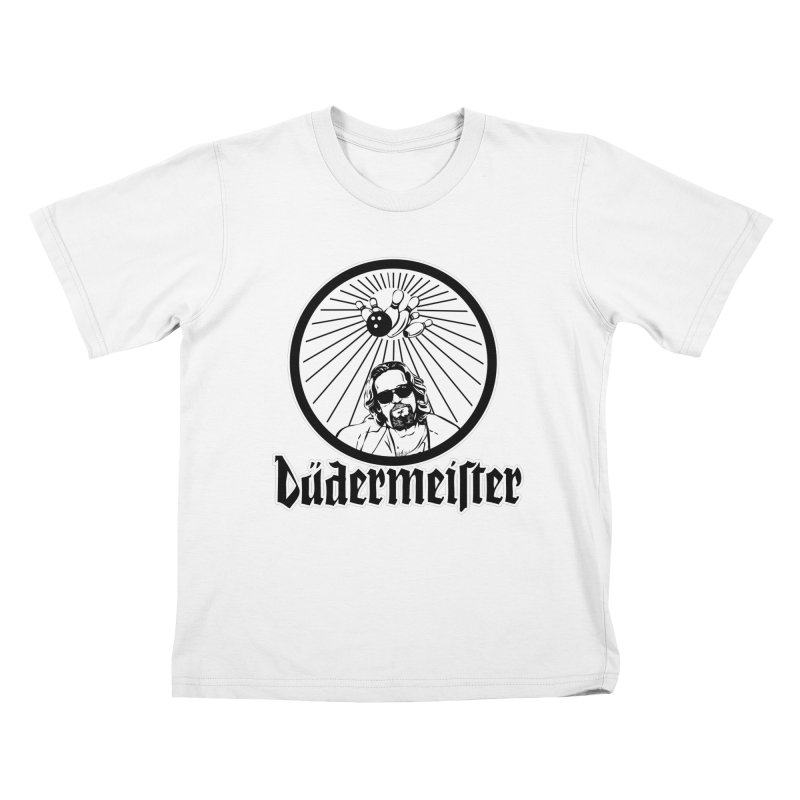 Dudermeister Kids T-shirt by dansmash's Artist Shop