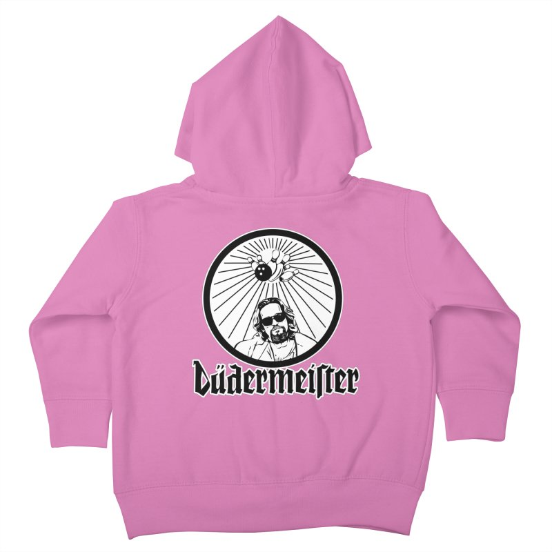 Dudermeister Kids Toddler Zip-Up Hoody by dansmash's Artist Shop