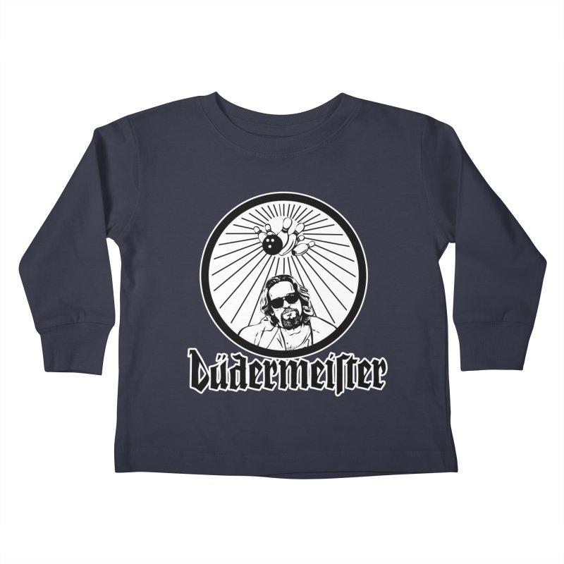 Dudermeister Kids Toddler Longsleeve T-Shirt by dansmash's Artist Shop