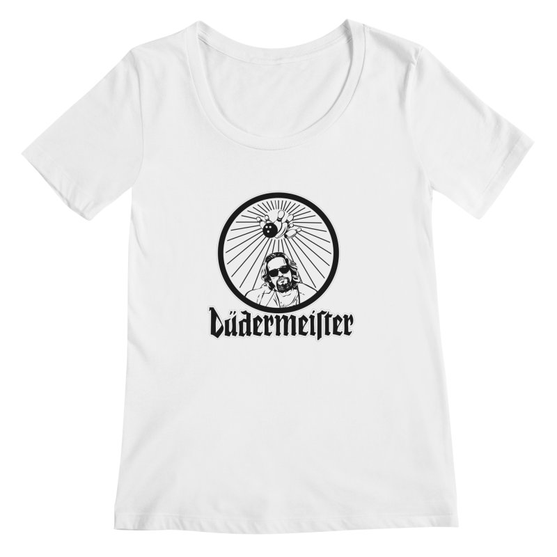 Dudermeister Women's Scoopneck by dansmash's Artist Shop