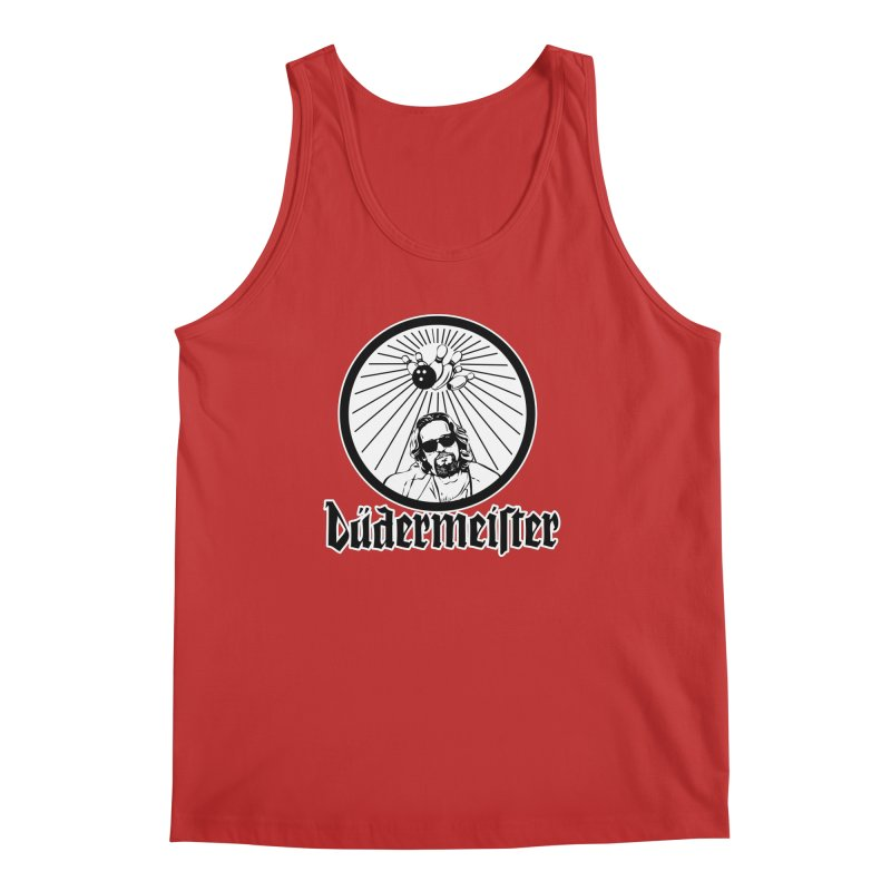 Dudermeister Men's Tank by dansmash's Artist Shop