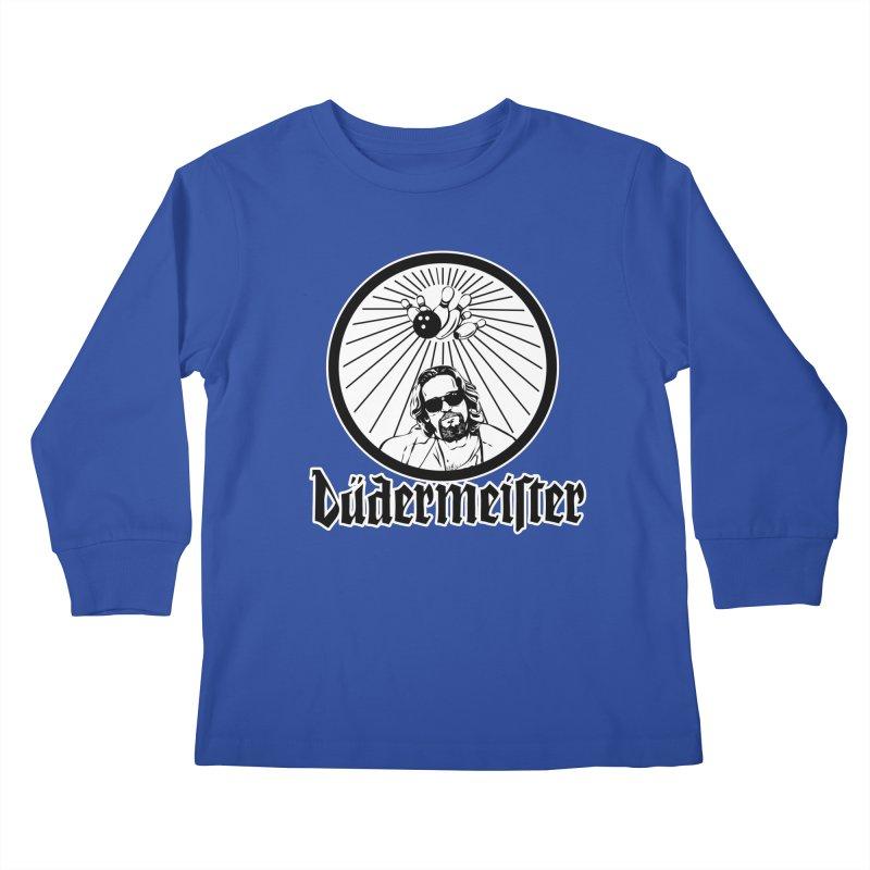 Dudermeister Kids Longsleeve T-Shirt by dansmash's Artist Shop