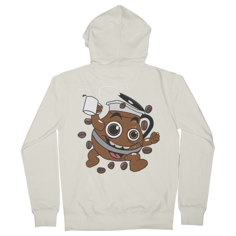 Coffee! Women's Zip-Up Hoody by dansmash's Artist Shop