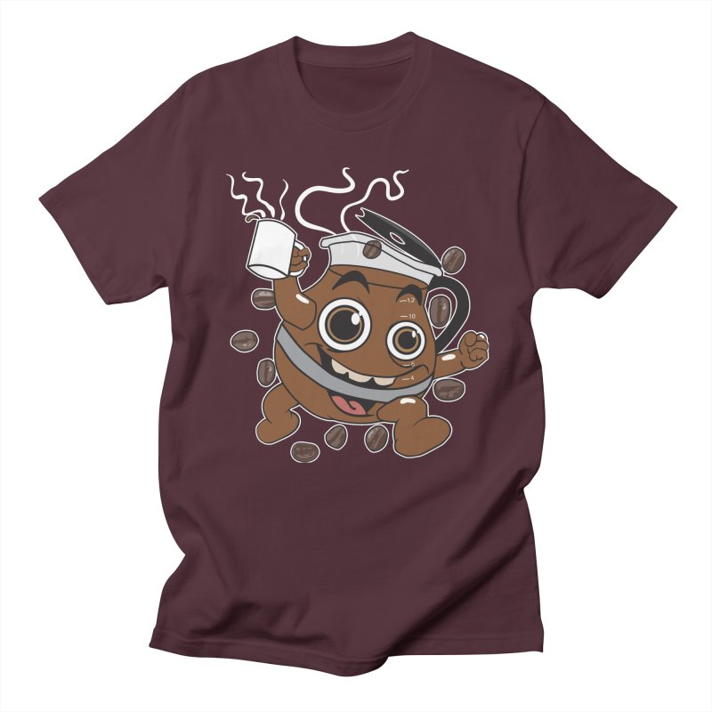 Coffee! Men's T-shirt by dansmash's Artist Shop