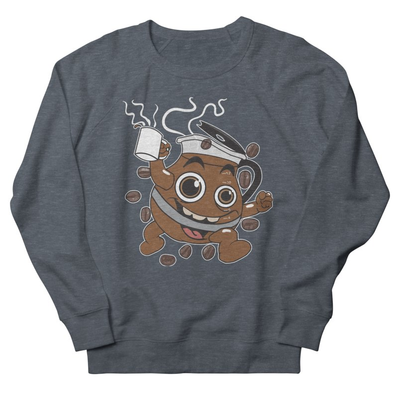 Coffee! Men's Sweatshirt by dansmash's Artist Shop
