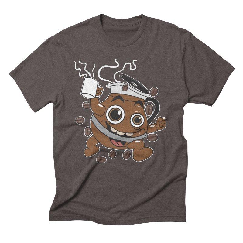 Coffee! Men's Triblend T-shirt by dansmash's Artist Shop