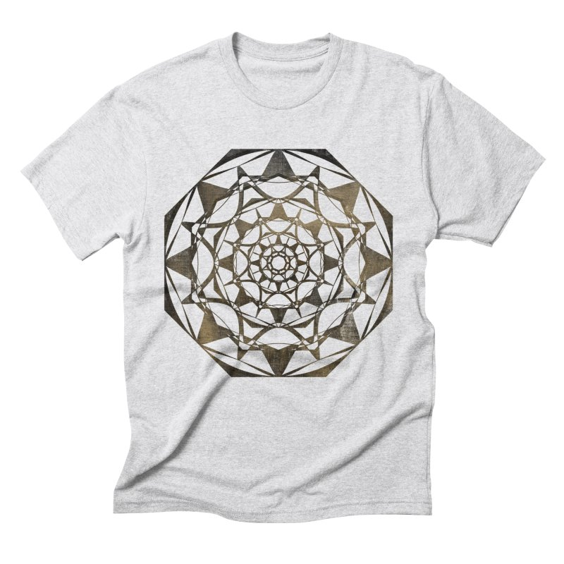 Blind Ideas Men's Triblend T-Shirt by dansyuqri's Artist Shop