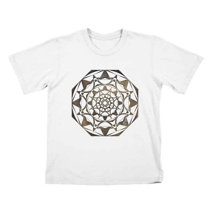 Blind Ideas Kids T-shirt by dansyuqri's Artist Shop