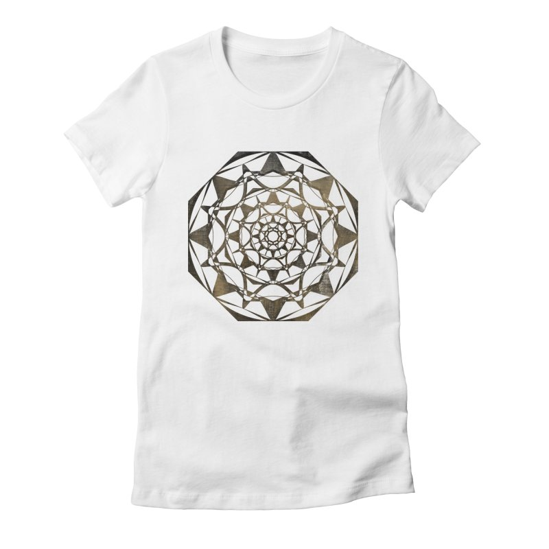 Blind Ideas Women's Fitted T-Shirt by dansyuqri's Artist Shop