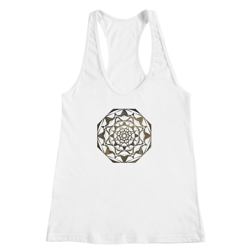 Blind Ideas Women's Racerback Tank by dansyuqri's Artist Shop