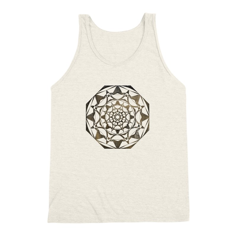 Blind Ideas Men's Triblend Tank by dansyuqri's Artist Shop